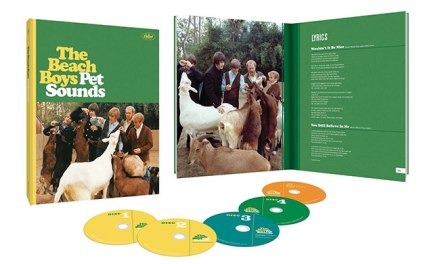 The Beach Boys celebrate 50th anniversary of 'Pet Sounds' with new reissues