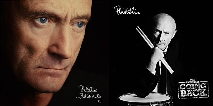 Phil Collins But Serious, The Essential Going Back