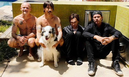Red Hot Chili Peppers announce 2017 tour