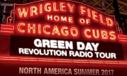 Green Day announces Wrigley Field tour stop