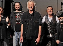Grand Funk Railroad plays the Kern County Fair in Bakersfield