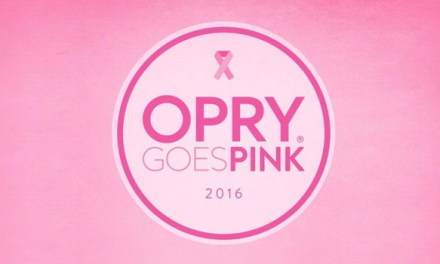 Opry Goes Pink with Jason Aldean Oct 25th