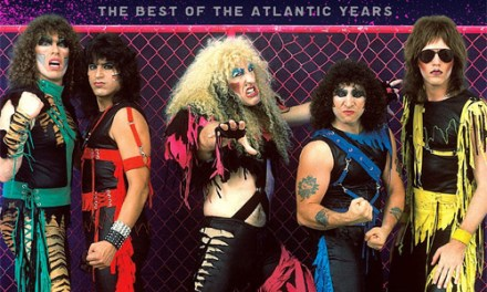 Twisted Sister 'Best of the Atlantic Years' announced