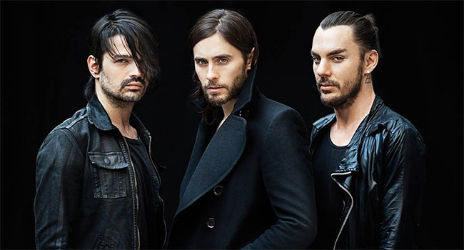 Thirty Seconds to Mars releases new single