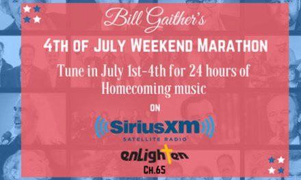 SiriusXM to air 'Bill Gaither's 4th of July Gaither Homecoming Weekend Marathon'