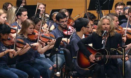 AXS TV to air Tommy Shaw and Contemporary Youth Orchestra concert
