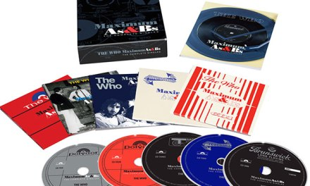 The Who releasing all 'A & B Side' box set
