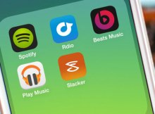 Streamed music harms album sales, royalties for music artists