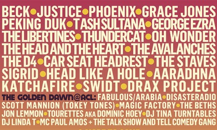 Auckaland, Syndey City Limits Music Fest lineups detailed
