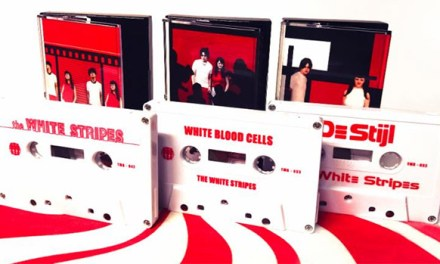 White Stripes to reissue three cassettes for Cassette Store Day 2017