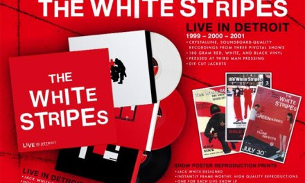 White Stripes celebrate 20th anniversary with Third Man Vault Package