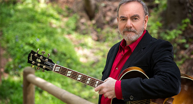 Neil Diamond honored with The Recording Academy Lifetime Achievement Award