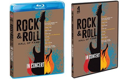 Rock and Roll Hall of Fame releasing induction compilation