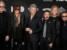 Bon Jovi at Rock and Roll Hall of Fame Induction