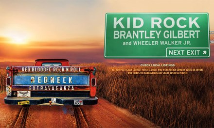 Kid Rock announces Red Blooded Rock N Roll Redneck Extravaganza Tour