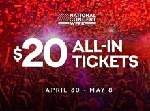 Live Nation National Concert Week
