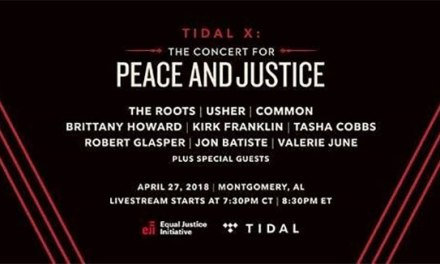 The Roots, Usher part of Tidal, Equal Justice Initiative livestream
