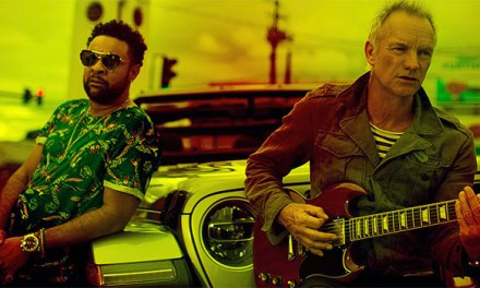 Sting, Shaggy announce island-flavor 44/876 joint North American tour