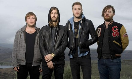 Imagine Dragons performing at 2019 UEFA Champions Final League Opening Ceremony