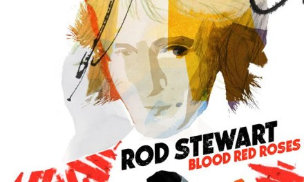 Rod Stewart announces 'Blood Red Roses'