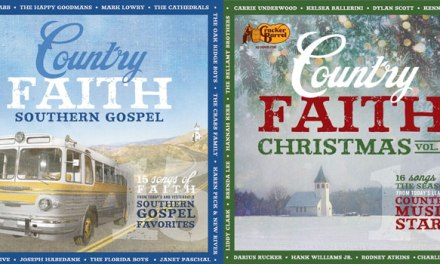 Country Faith Music Series set to release two new albums