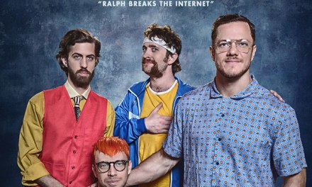 Imagine Dragons featured on 'Ralph Breaks The Internet'