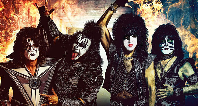 KISS adds 2021 End of the Road Tour dates