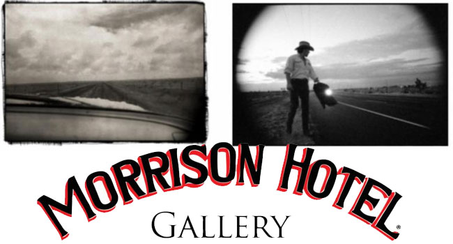 Springsteen photo exhibits at Morrison Hotel Gallery