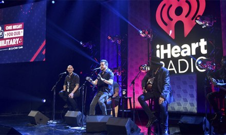 Eli Young Band honor troops around Veterans Day