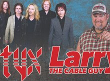 Styx & Larry The Cable Guy