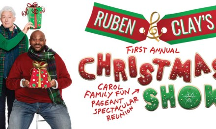 Even the Grinch could love 'Ruben and Clay's Christmas Show'