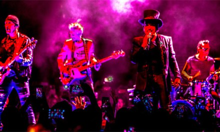 U2 offering 'iNNOCENCE + eXPERIENCE Live, 2015 & 2018' to subscribers