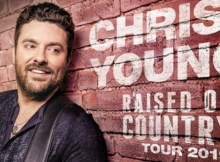 Chris Young Raise on Country Tour 2019