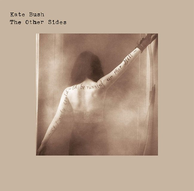Kate Bush concludes remastering program with 'The Other Sides'
