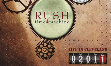 Rush 'Live in Cleveland' gets vinyl release