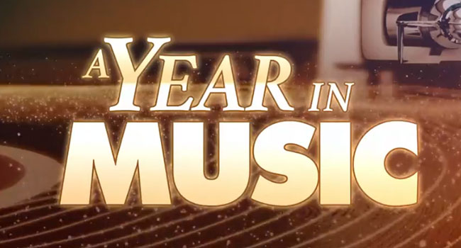 AXS TV announces 'A Year In Music' series