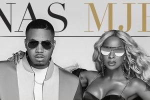 Mary J Blige & Nas