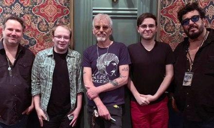 The Boxmasters rock at intimate PA venue