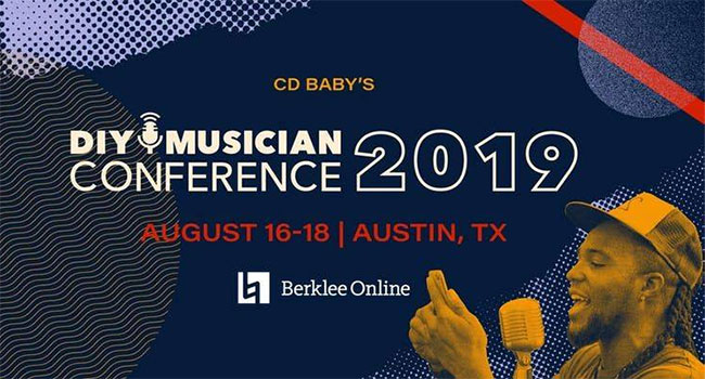 CD Baby announces first DIY Musician Conference in Austin