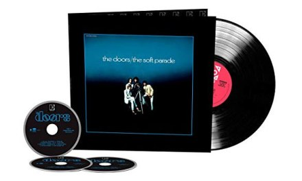 The Doors announce 'The Soft Parade: 50th Anniversary Deluxe Edition'