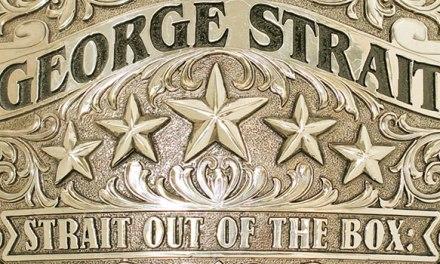 George Strait announces 'Strait Out Of The Box' 1995 reissue