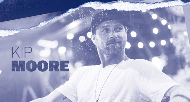 Kip Moore Bud Light Dive Bar Tour