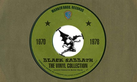 Black Sabbath announces 'The Vinyl Collection 1970-1978' reissue
