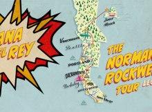 Lana Del Rey - The Norman Fucking Rockwell Tour Leg One