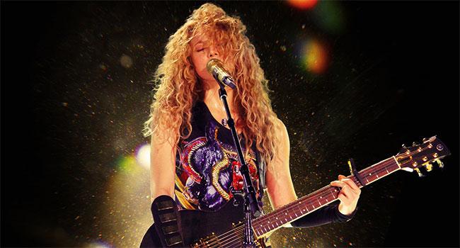 'Shakira in Concert: El Dorado World Tour' hitting cinemas worldwide
