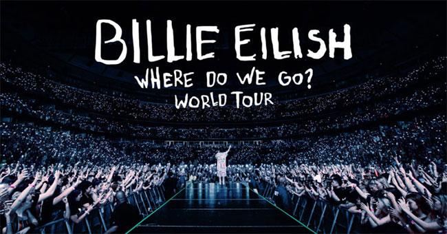 Billie Eilish announces 2020 arena world tour