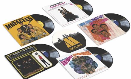 Motown announces 'Motown in Mono' vinyl series