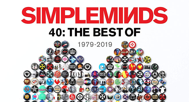 Simple Minds - 40: The Best Of - 1979-2019