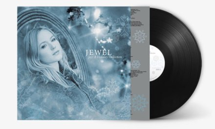 Jewel 'Joy: A Holiday Collection' making vinyl debut