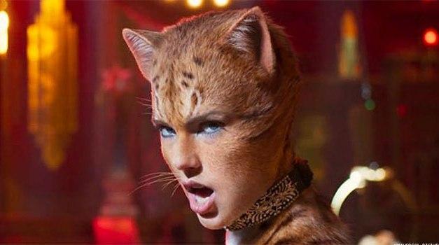 Taylor Swift pens 'Cats' original with Andrew Lloyd Webber